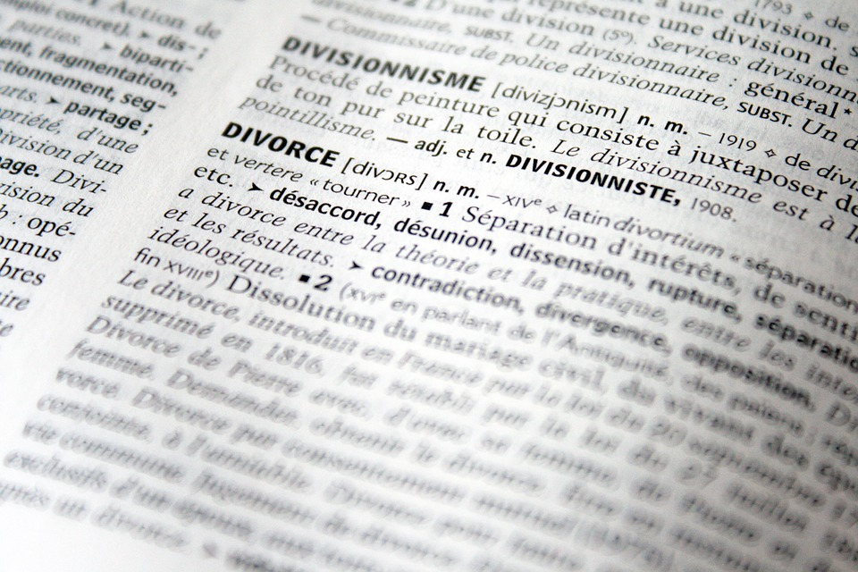 Family Law Divorce Counsel   When To Hire A Divorce Attorney